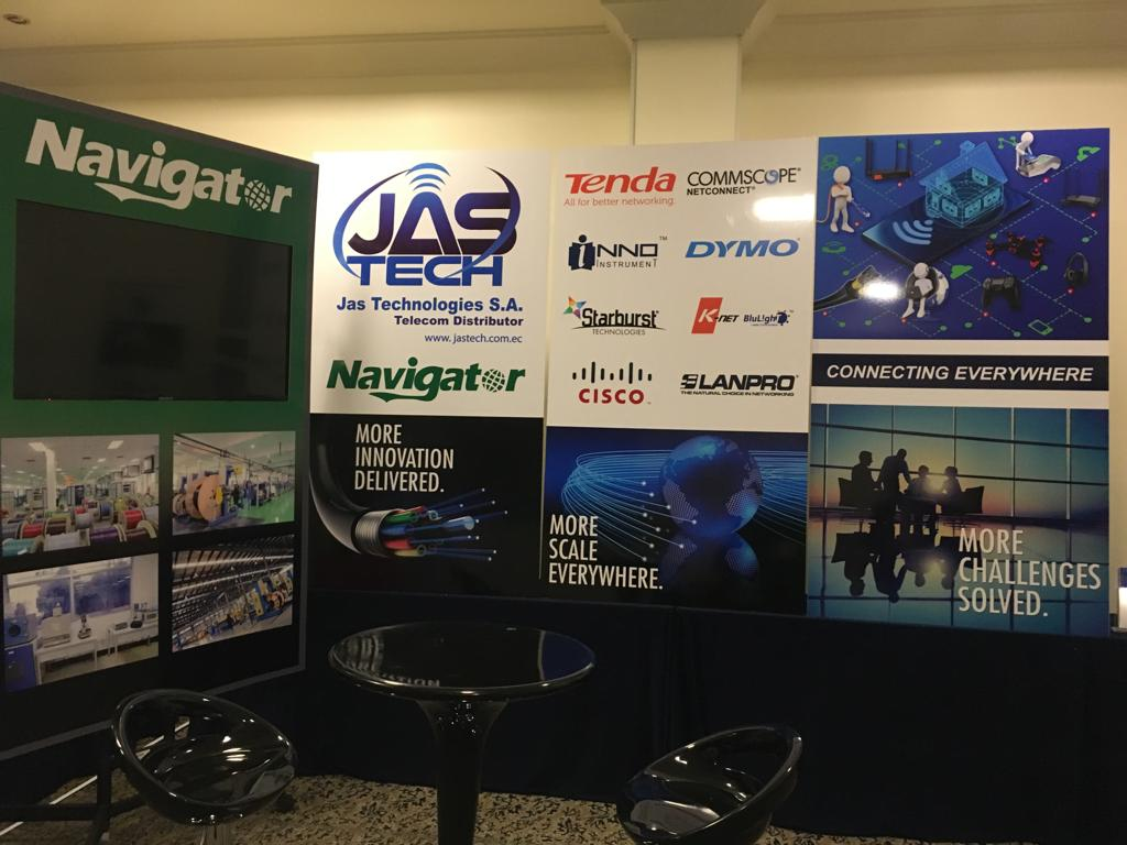 Jas Technologies S.A participa en ASOCOPE 2019